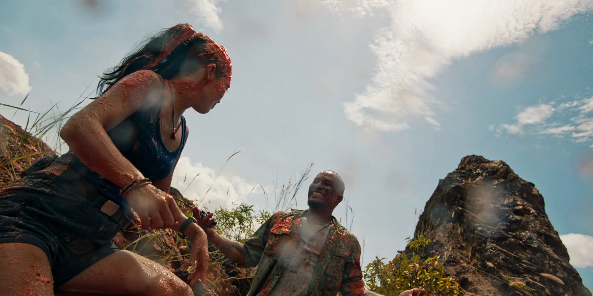 Yeraltı Canavarı 7: Çığırtkanlar Adası | 2020 | BDRip | XviD | Türkçe Dublaj | m720p - m1080p | BluRay | Dual | TR-EN | Tek Link
