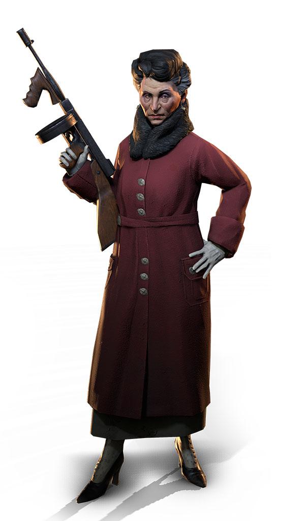 PS4TM/Nintendo SwitchTM『Empire of Sin 罪惡帝國』 公開第6波遊戲資訊:毒霧女士「艾薇拉」、「法蘭克」等2位新老大 以及敵對幫派之間的鬥爭、賄賂警察等遊戲內容! 01