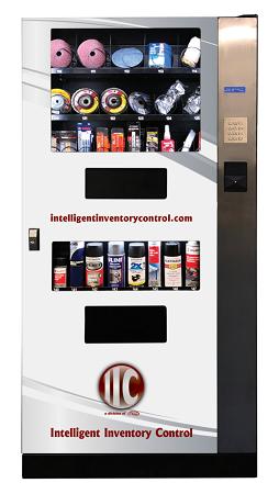 Industrial-Vending-Machine