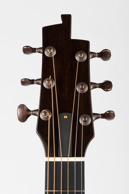 Benjamin Paldacci Guitars OO-12 #11 - Higuerilla et Épicéa Lutz  Benjamin-53