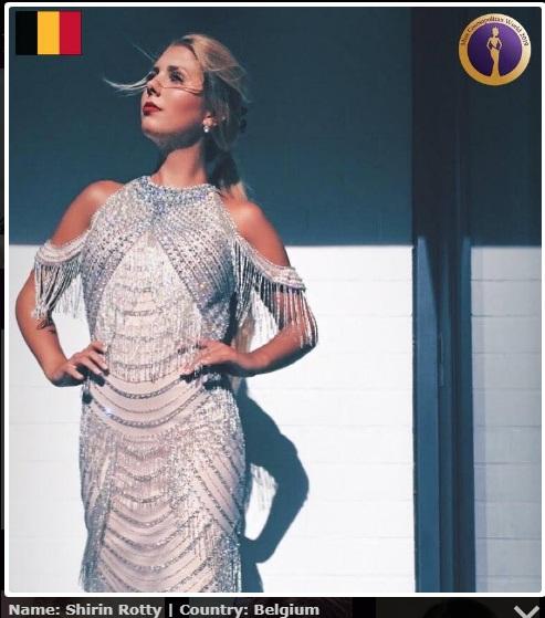 candidatas a miss cosmopolitan world 2019. final: 25 oct. Miss-belgium
