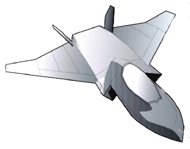 Reino Unido mantiene conversaciones con Suecia sobre un caza de 6ta generación. 2020-11-06-08-00-36