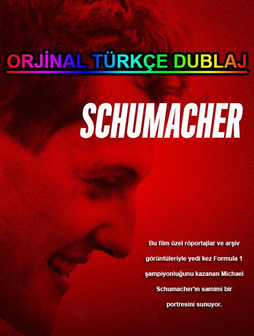 Schumacher | 2021 | WEB-DL | XviD | Türkçe Dublaj | m720p - m1080p | WEB-DL | Dual | TR-EN | Tek Link