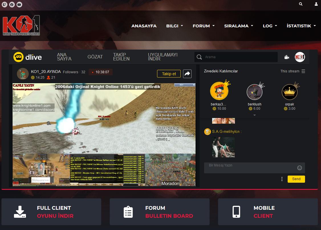 Yeni websitemiz hizmetinizde
