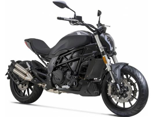 BENELLI 502C ABS ON-ROAD Previev-1