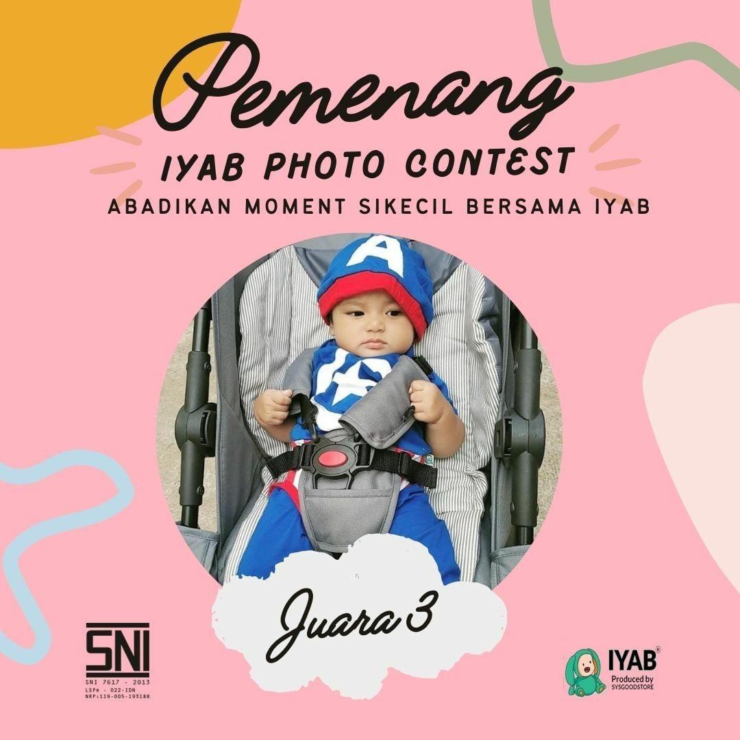 pemenang kontes foto iyab juara 3
