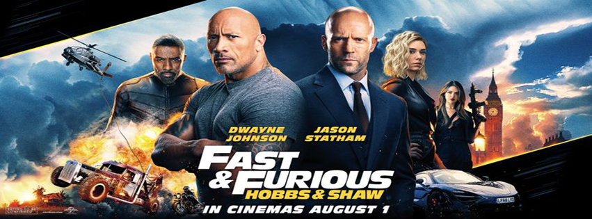 Fast & Furious 9 Presents: Hobbs & Shaw