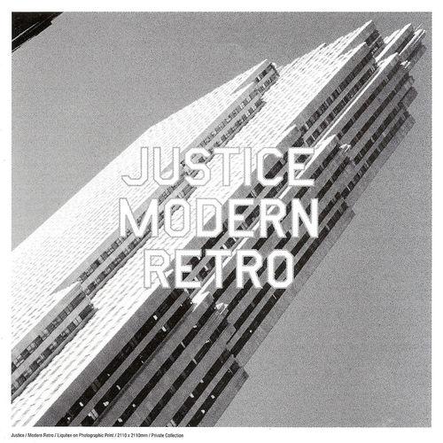 Justice - Modern Retro 2000