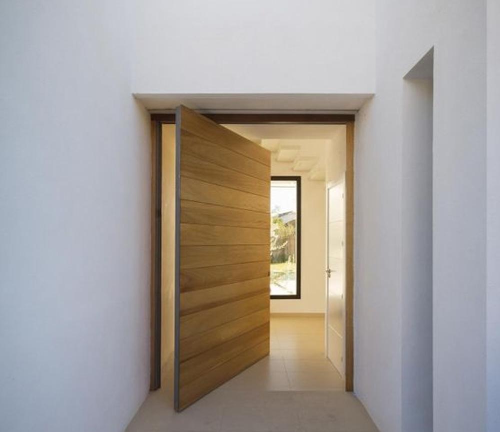 Desain Pintu Putar