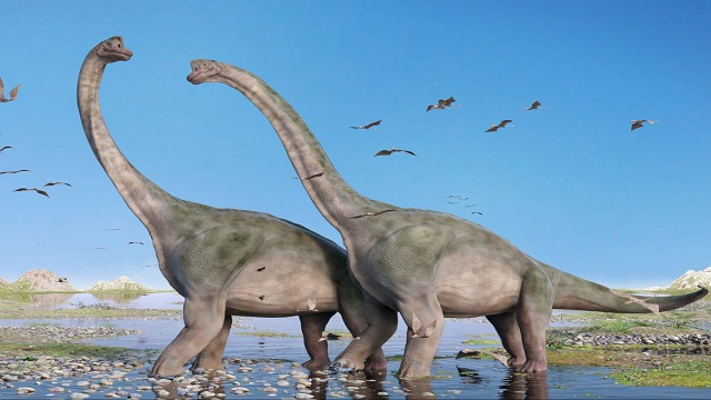 Climate Shift May Have Helped Dinosaurs Make 6,500-Mile Trek From South America to Greenland