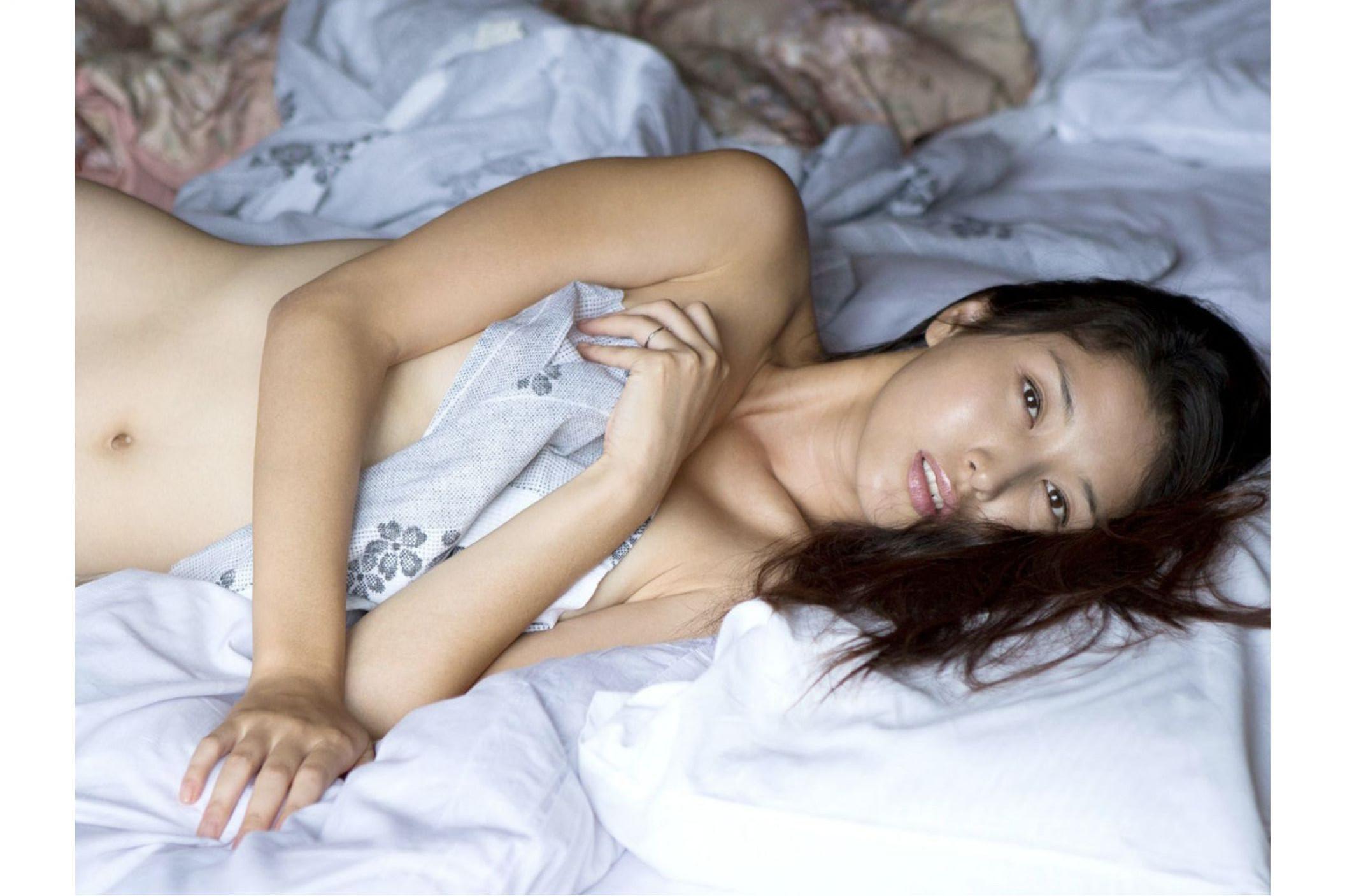 『愛の記憶』橋本マナミ デジタル写真集 054