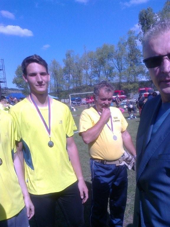 Soutěž Chyše a vyhodnocení Vladařského poháru 12