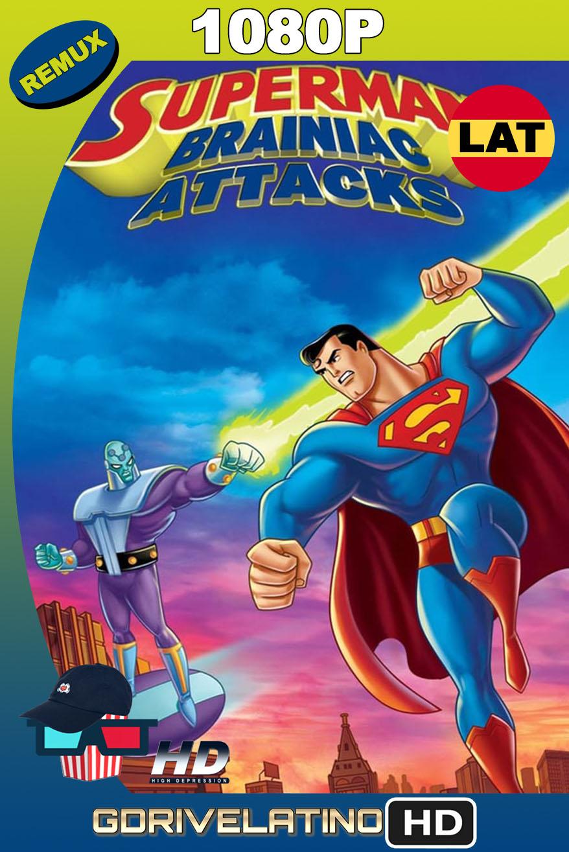 Superman: Brainiac Ataca (2006) BDRemux 1080p Latino-Inglés MKV