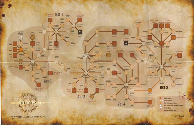 Hellgate-Map