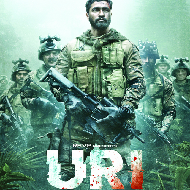 Download Uri The Surgical Strike (2019) Hindi 720p WEB-DL x264 AAC