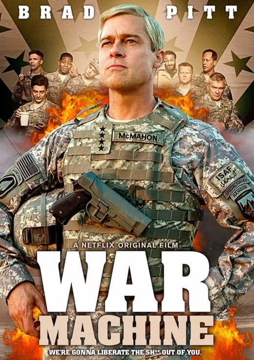War Machine Hindi Dubed Movie 720p