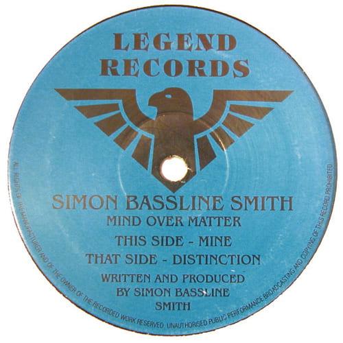 Download Simon Bassline Smith - Mind Over Matter mp3