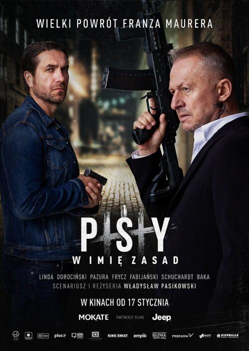 Psy 3. W imię zasad (2020) PL.480p.WEB-DL.XViD.AC3-MORS / Polski Film