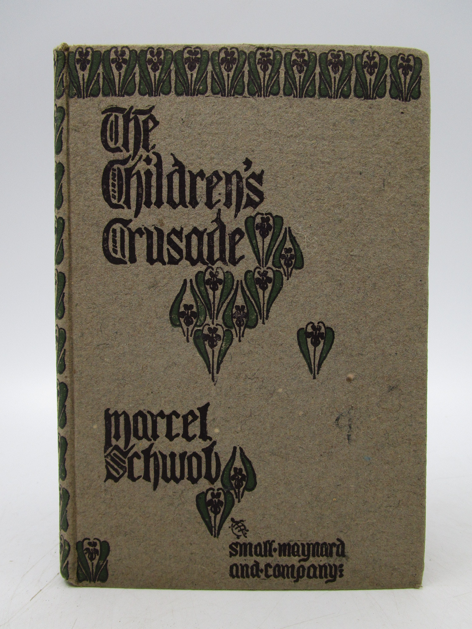 Image for The Children's Crusade (Limited Edition)