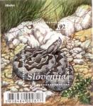 Slovenia stamps ZMIJA-0-92-BLOK