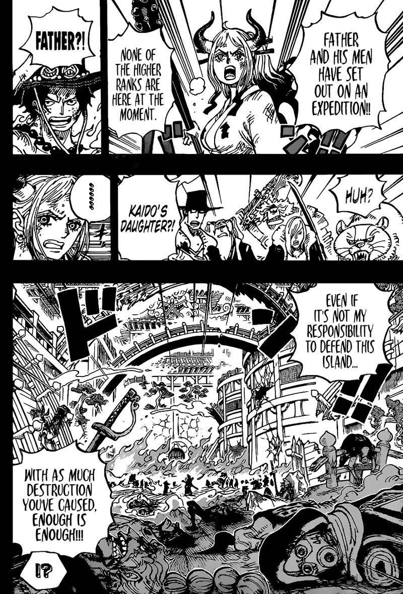 One Piece Manga Chapter 999 - 002