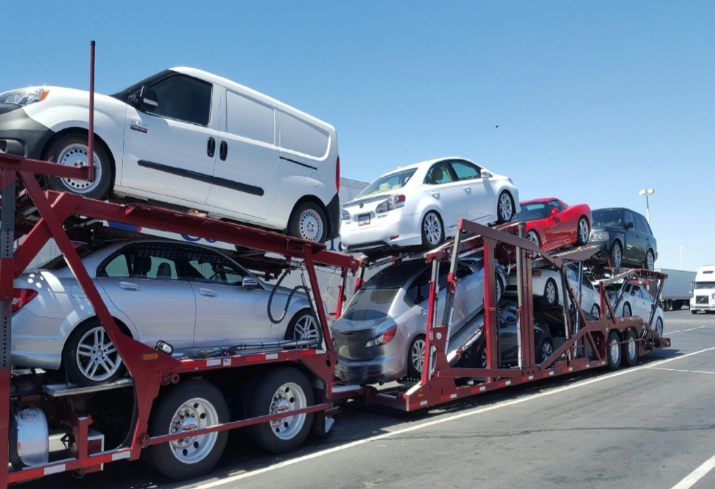 Auto Part Transportation