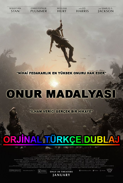 Onur Madalyası | The Last Full Measure | 2020 | BDRip | XviD | Türkçe Dublaj | m720p - m1080p | BluRay | Dual | TR-EN | Tek Link