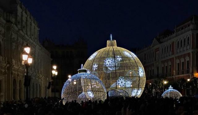 Carpas para fiestas de Navidad en Sevilla