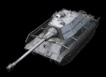 Премиум танк E 75 TS World of Tanks Blitz