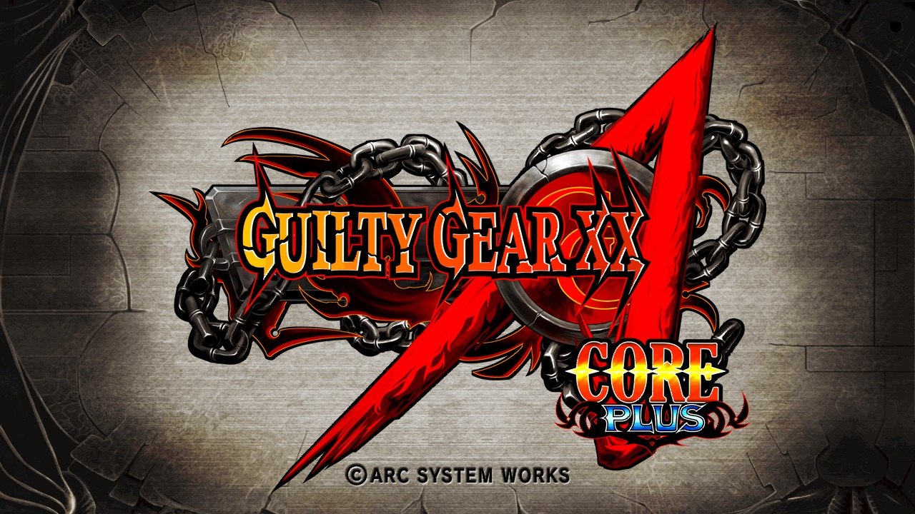 Guilty Gear XX Accent Core Plus[RF/Ingles][GOD/XBLA][XBOX360