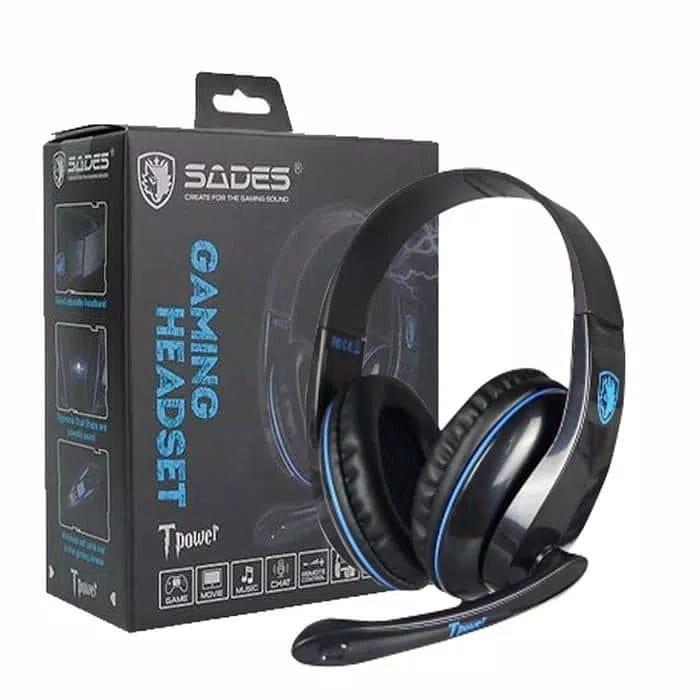 HEADSET SADES T POWER SA701