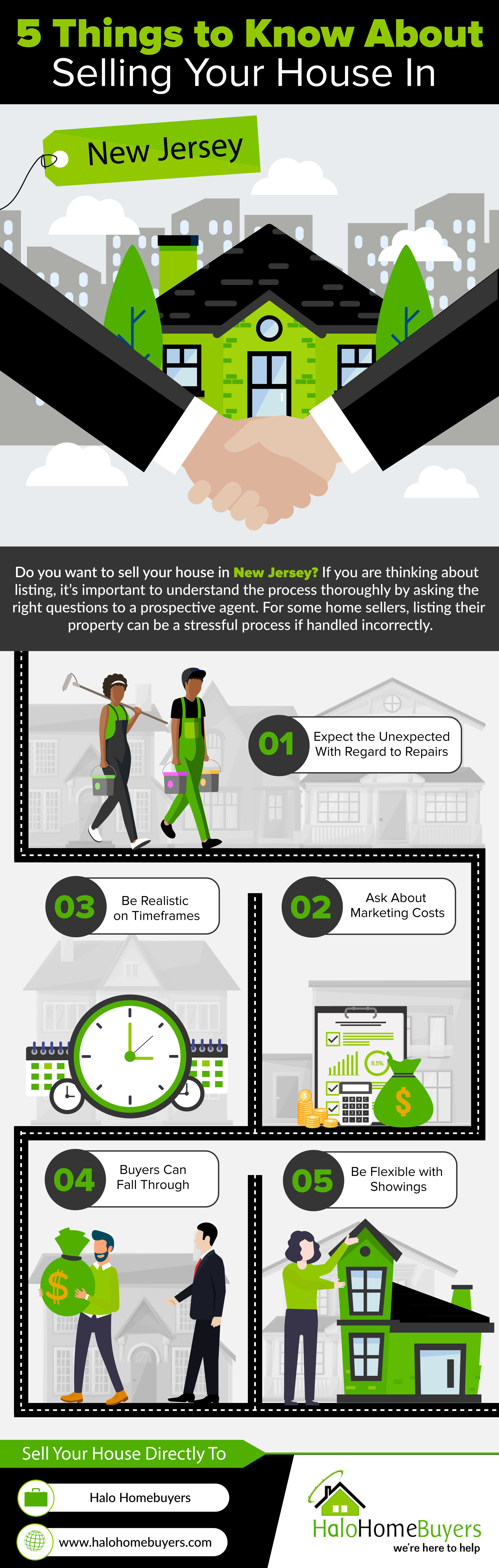 5 Things To Know About Selling Your House in New Jersey