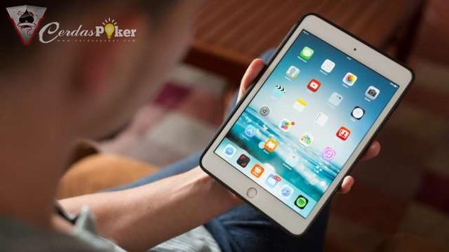 Apple Siapkan Perangkat Ipad Layar Lipat