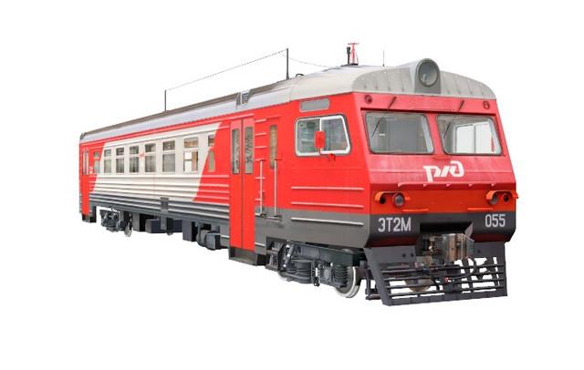 ЭТ2М-055. FIX TRS19