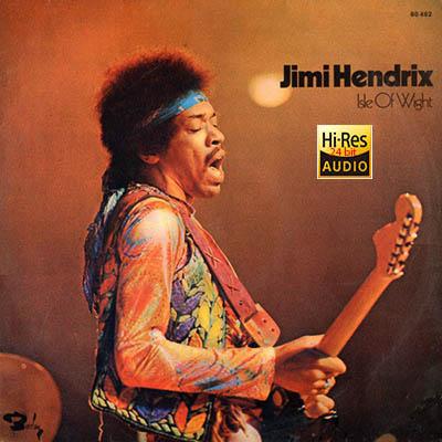 Jimi Hendrix - Isle Of Wight (1971) FLAC  [24bit -HIRES]