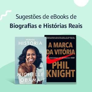 Sugestões de eBooks de Biografias e Histórias Reais Amazon