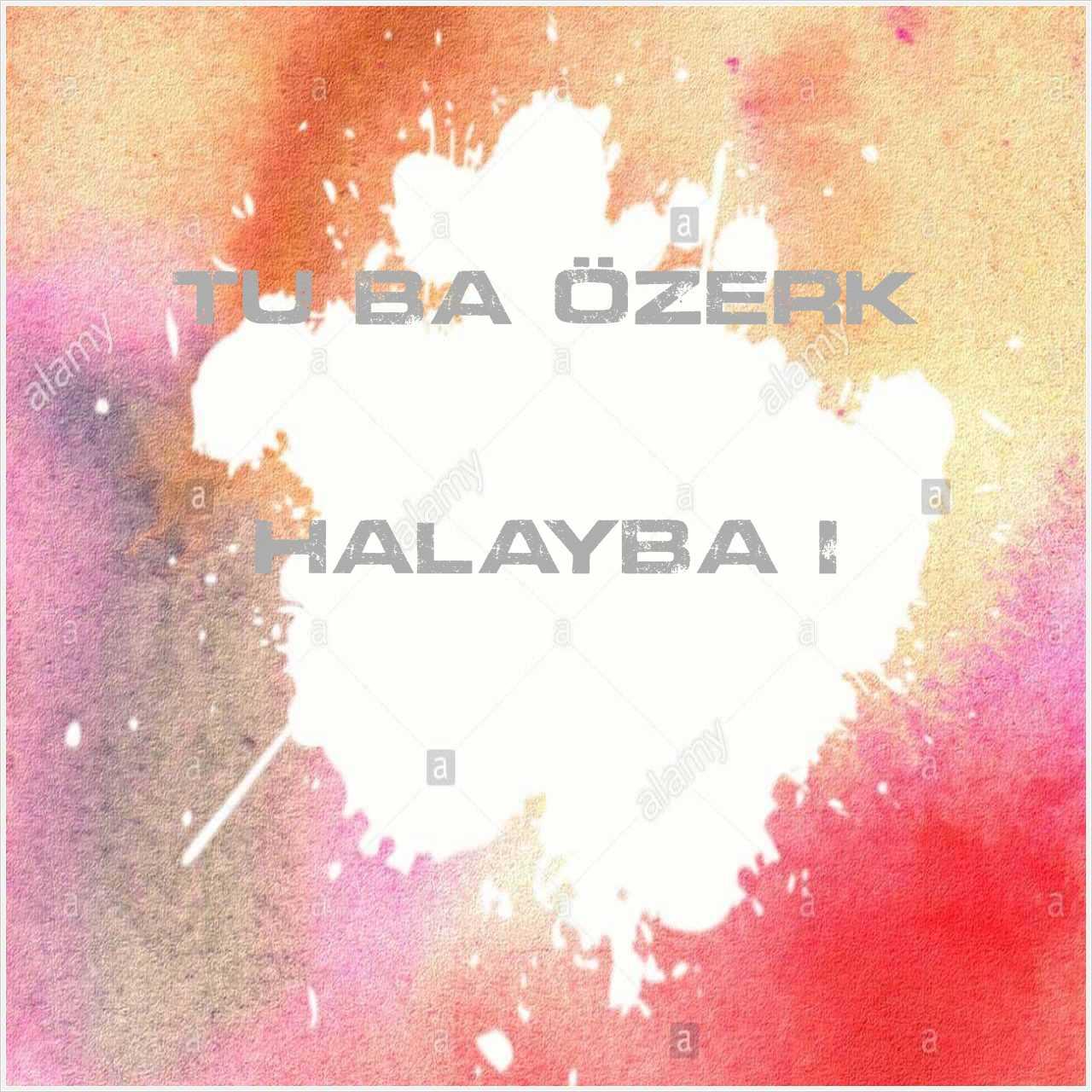 دانلود آهنگ جدید Tuğba Özerk به نام Halaybaşı