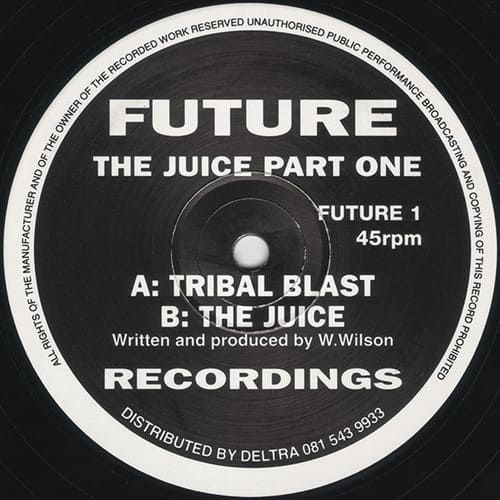 Download W. Wilson - The Juice Part One mp3