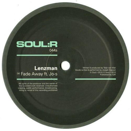 Lenzman - Fade Away / Flamethrower