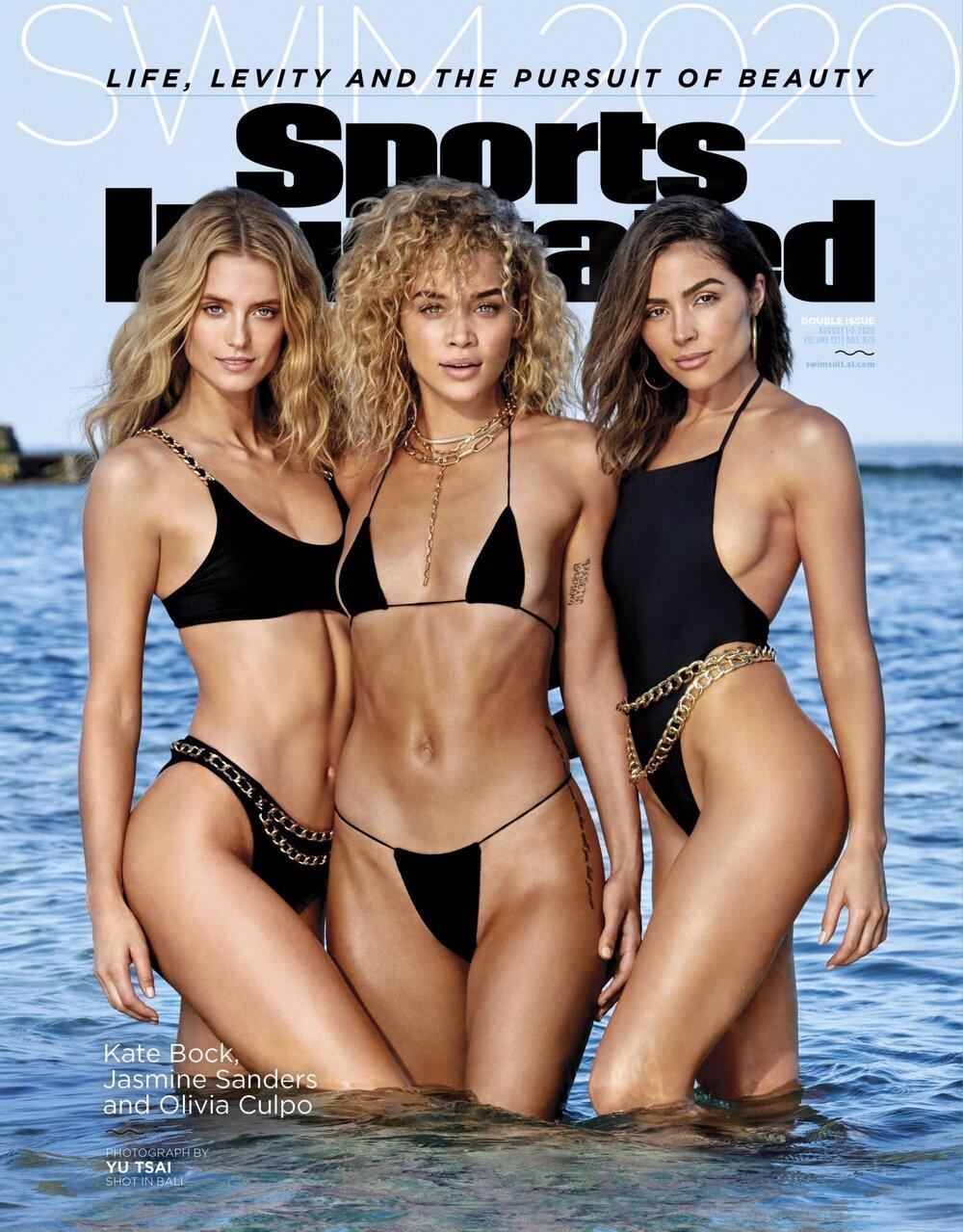 miss universe 2012 esta em cover de sports illustrated swimsuit 2020. Sports-Illustrated-2020-Swimsuit-Issue-4