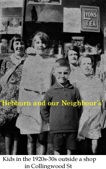Collingwood-St-kids-1920s-or-30s