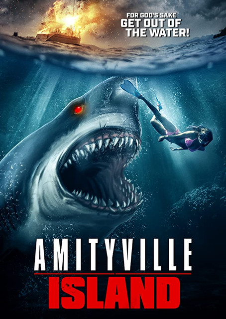 Amityville Island 2020 English 720p HDRip 800MB Download