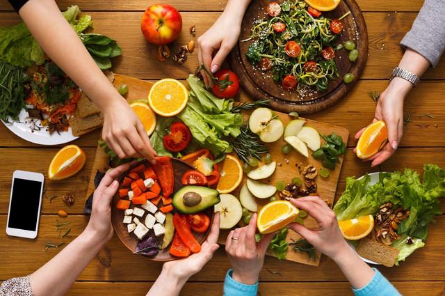 Makanan Sehat Terbaik Untuk Meningkatkan Kebutuhan Gizi Anda