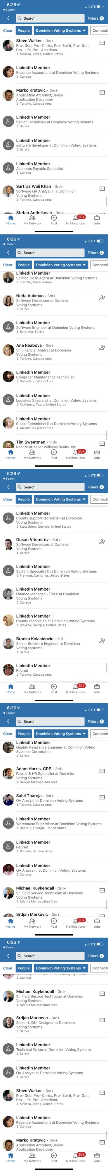 Dominion Employees LinkedIn 1