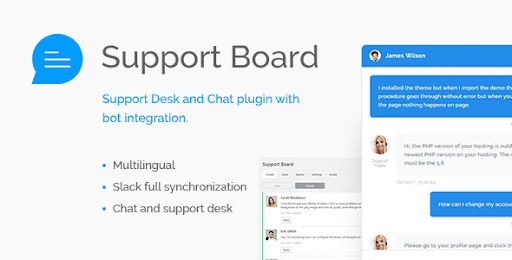 WP Support Board