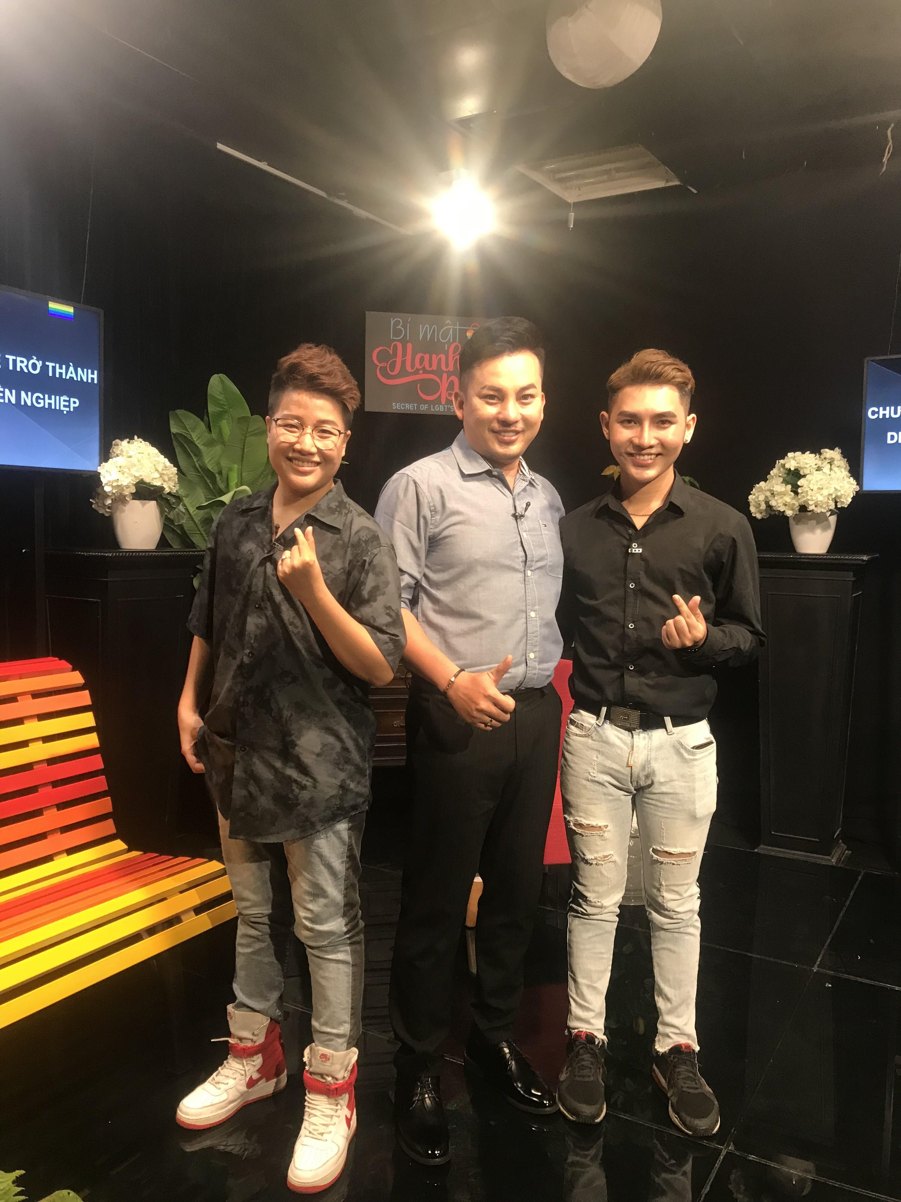 Ra mắt talkshow đầu tiên về lập nghiệp dành cho cộng đồng LGBT