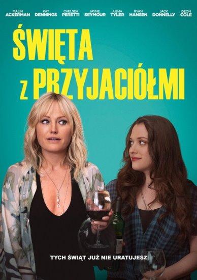 Święta z przyjaciółmi / Friendsgiving (2020)  PL.1080p.BluRay.x264.DD5.1-RX / Polski Lektor