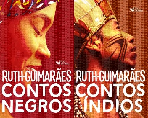 @FaroEditorial lança dois livros em comemoração ao centenário da escritora Ruth Guimarães