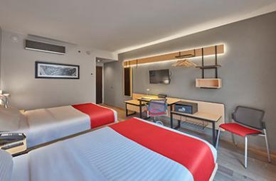 Hotel City Express Plus Insurgentes Sur México