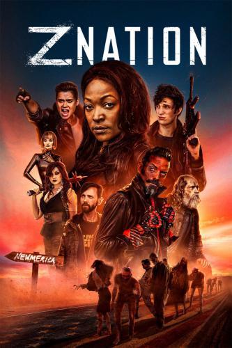 Z Nation (Saison 1, 2, 3, 4 et 5 complètes)   AVI - FR